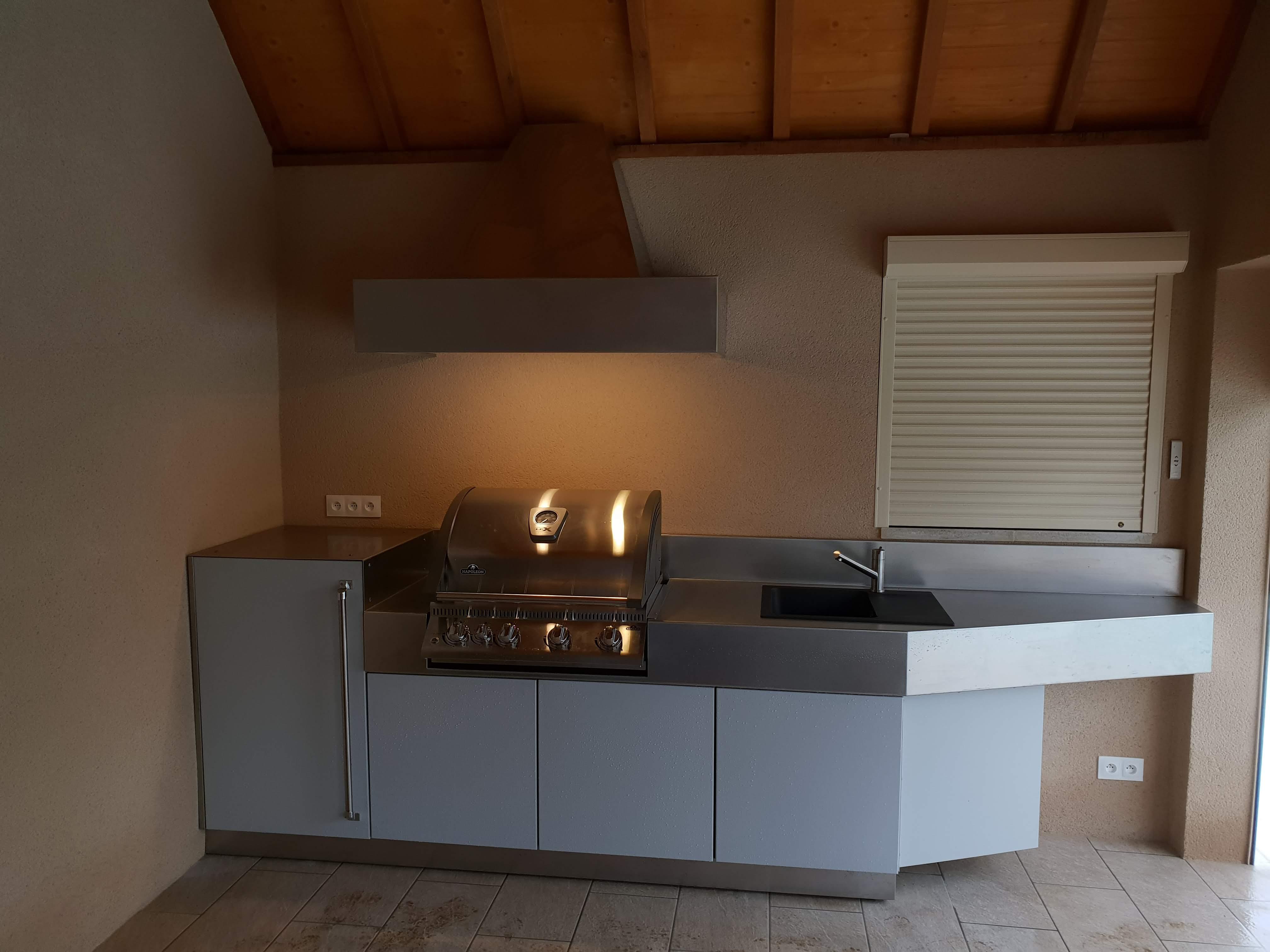 inspirations via des photos de cuisines outdoor atlantic. Black Bedroom Furniture Sets. Home Design Ideas