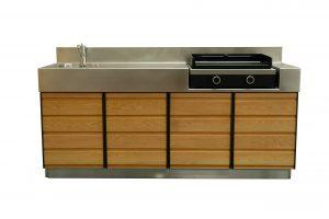 Wood Design 2.0 évier gauche